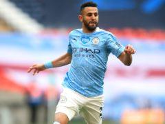 Riyad Mahrez senses extra determination at Manchester City to win the Champions League (Adam Davy/PA)