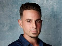 Wade Robson in a promotional shot for the film Leaving Neverland. A lawsuit by Mr Robson alleging Michael Jackson molested him was dismissed on Monday (Taylor Jewell/Invision/AP)