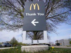 McDonald's said revenue rose 9% (Charlie Neibergall/AP)