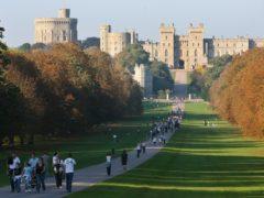 Windsor Castle (Martin Keene/PA)