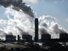 Joe Biden is hosting a virtual summit calling for action to cut emissions (David Jones/PA)