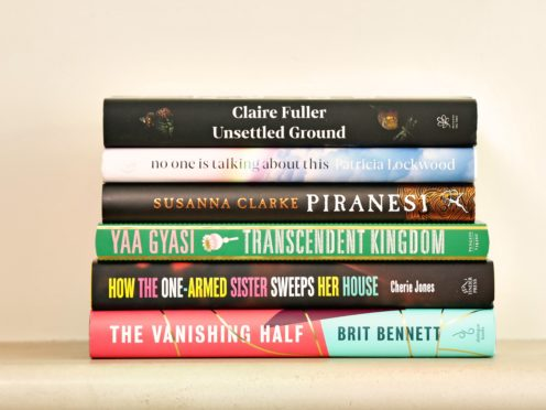The shortlisted Women's Prize For Fiction books (Women's Prize For Fiction/PA)