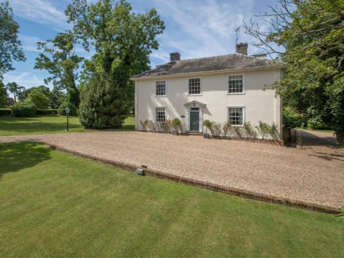 A home in High Easter, Chelmsford, marketed by Savills with a guide price of £3,150,000 (Savills/PA)