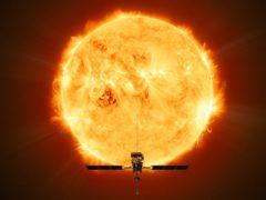 The Solar Orbiter (ESA)