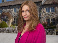 Samantha Giles (Mark Bruce/ITV)