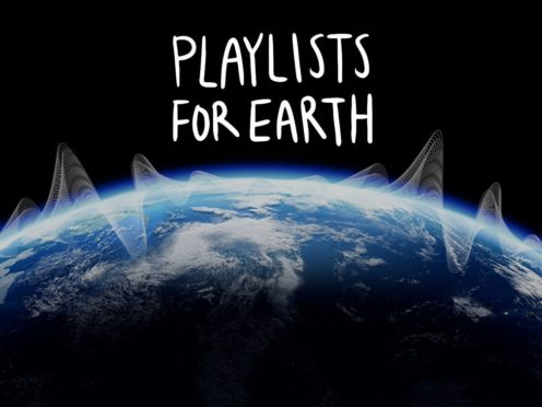 Playlists For Earth (ClientEarth/PA)