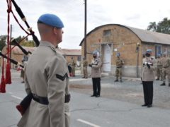 More than 70 Northern Ireland Army reservists have recently returned from a United Nations peacekeeping mission in Cyprus (MoD Crown Copyright/PA)