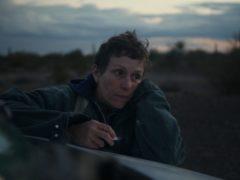 Frances McDormand in Nomadland (Joshua James Richards/20th Century Studios)
