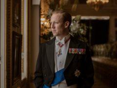 Tobias Menzies as Philip (Sophie Mutevelian/Netflix)