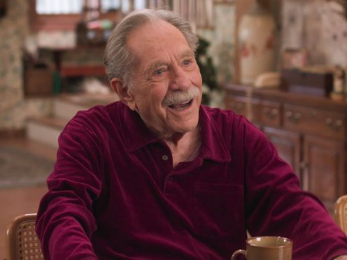TV comedy The Goldbergs paid tribute to its late star George Segal during his final episode (ABC/PA)