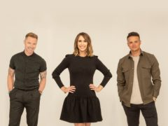 The One Show hosts (BBC)