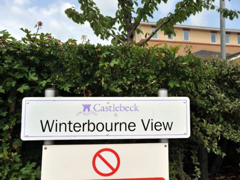Winterbourne View Hospital was closed after the Panorama investigation exposed widespread physical and emotional abuse of patients (Tim Ireland/PA)