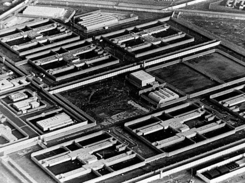 The Maze Prison, where ten republicans died on hunger strike in 1981 (PA)