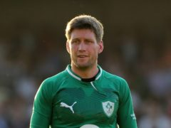 Former Ireland and Munster fly-half Ronan O'Gara is now head coach at La Rochelle (PA)