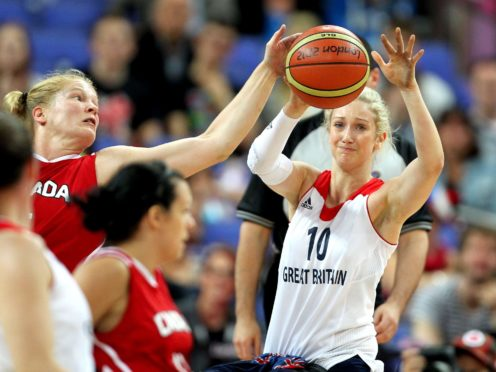 Amy Conroy has hailed a new development in women's wheelchair basketball (PA Archive)