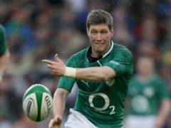 Former Ireland fly-half Ronan O'Gara has been labelled 'awesome' (David Davies/PA)