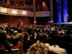 Theatre (Julien Behal/PA)