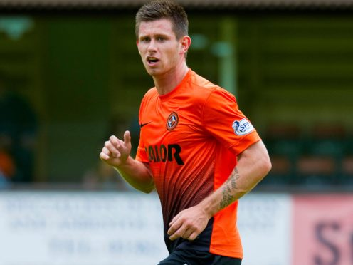 Calum Butcher is looking for a reaction from Dundee United in the Scottish Cup semi-finals after a league defeat against Ross County (Jeff Holmes/PA)