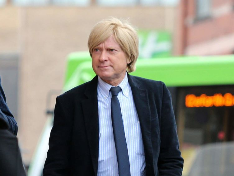Tory backbencher Michael Fabricant (Peter Byrne/PA)