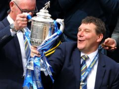Tommy Wright reckons saving Kilmarnock's Premiership places will be just as big an achievement as his feats with St Johnstone (Andrew Milligan/PA)