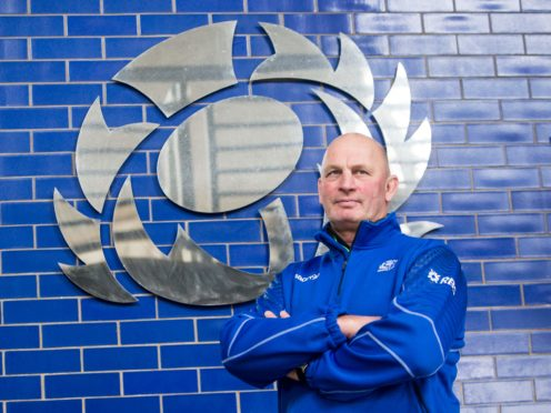 Vern Cotter enjoyed a fine run as head coach of Scotland following his initial appointment in May 2013. (Danny Lawson/PA)