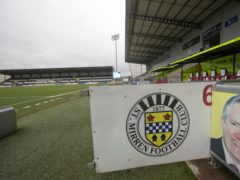St Mirren have announced a new strategic partnership (Jeff Holmes/PA)