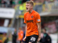 Coll Donaldson was devastated at being relegated with Dundee United (Jeff Holmes/PA)