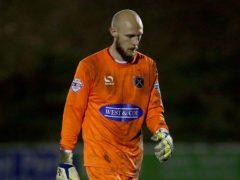 Former Dagenham & Redbridge goalkeeper Mark Cousins was in fine form for Bromley at Torquay (Steve Paston/PA)