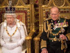 The Queen and the Duke of Edinburgh (Arthur Edwards/The Sun/PA)
