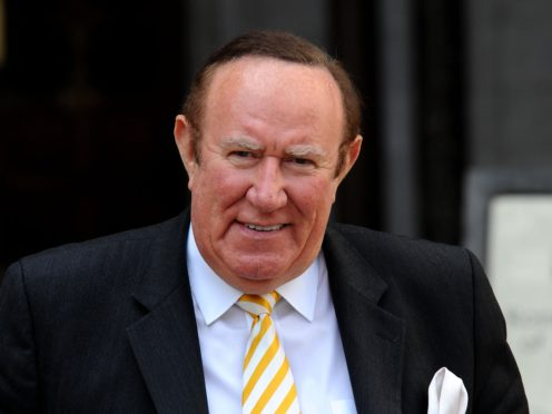 Andrew Neil (Nick Ansell/PA)