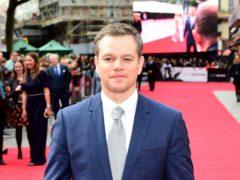 Matt Damon said he hopes rumours of a 'Bennifer' reunion are true (Ian West/PA)