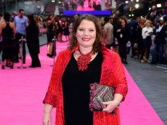 Joanna Scanlan has been nominated for a string of Baftas (Ian West/PA)