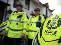 Police were called to a report of a man with a gun (Andrew Miligan/PA)