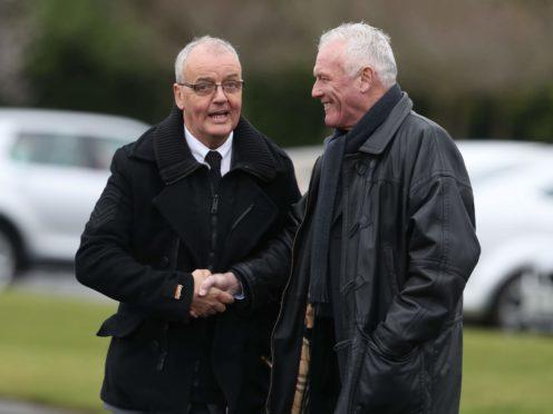 Frank McGarvey fondly remembers scoring St Mirren's semi-final winner (Andrew Milligan/PA)