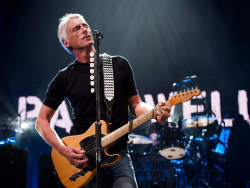 Paul Weller (David Jensen/PA)