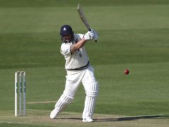 Darren Stevens hit an unexpected 190 to almost single-handedly revive Kent on the second day of their LV=Insurance County Championship match with Glamorgan (John Walton/PA)