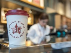 Pret A Manger is to open stores in Tesco supermarkets from next month (Pret a Manger/PA)