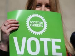 The Scottish Greens are concerned that voters may have accidentally voted for the wrong party (Andrew Milligan/PA)