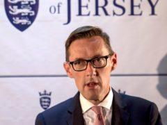 Jersey's External Relations Minister, Ian Gorst (Lauren Hurley/PA)