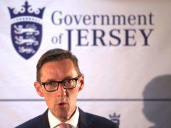 Jersey External Relations Minister Ian Gorst (Lauren Hurley/PA)