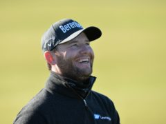 South Africa's Branden Grace was setting the pace on day two of the US PGA Championship (Mark Runnacles/PA)
