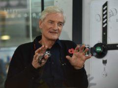 Sir James Dyson (Jeff Overs/BBC)
