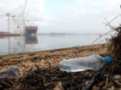 Plastic pollution will not be tackled without a global approach, campaigners warn (Andrew Matthews/PA)