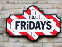 Restaurant chain TGI Fridays is set for a bumper stock market listing on the FTSE (Lynne Cameron/PA)