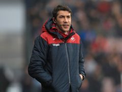 Bruno Lage has held initial talks with Wolves (Mike Egerton/PA)