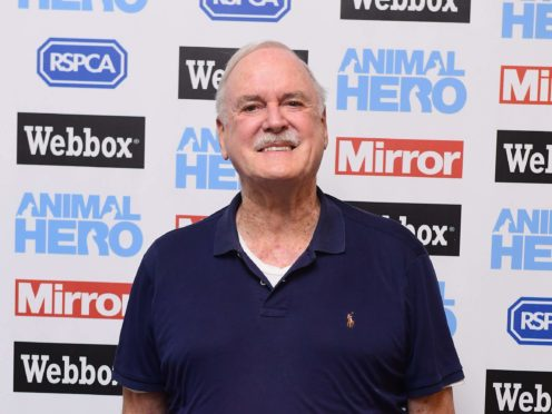 John Cleese said money can 'kill' creativity and criticised TV executives who think they know better than writers (Ian West/PA)