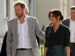 The Duke and Duchess of Sussex have welcomed the outcome of a Charity Commission investigation which cleared their former Sussex Royal foundation of breaching charity law (Tim Ireland/PA)