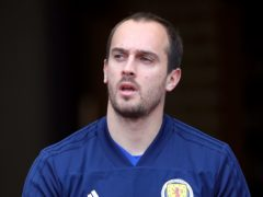 Jamie MacDonald is Raith boss John McGlynn's vote for Rovers' player of the year (Jane Barlow/PA)