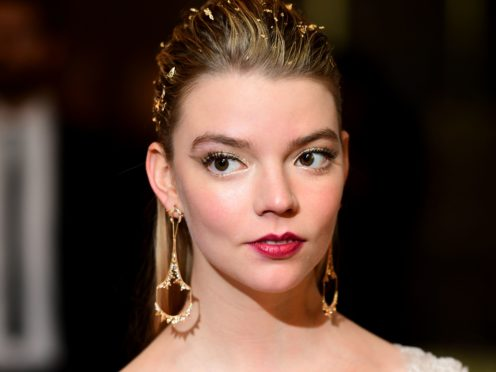 Anya Taylor-Joy (Ian West/PA)