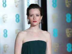 Claire Foy will star as Evie Wyatt (Jonathan Brady/PA)